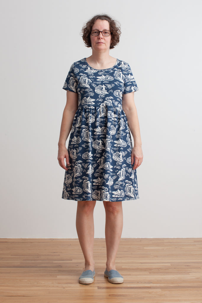 Women's Stockholm Dress - Surfers Navy