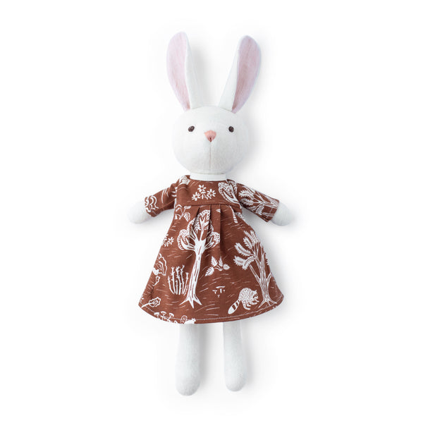 Emma Rabbit - In the Forest Chestnut