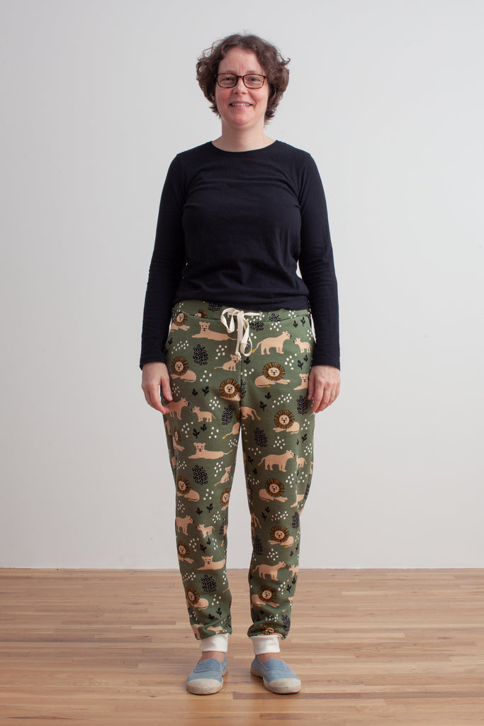 Adult Sweatpants - Lions Forest Green