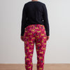 Adult Sweatpants - Wildcats Plum