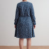 Women's Cambridge Dress - Elderberry Night Sky & Slate Blue