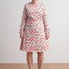 Women's Cambridge Dress - Mushrooms Sage