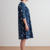 Women's Helsinki Dress - Planets Night Sky