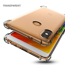Load image into Gallery viewer, PZOZ xiaomi redmi note 5 pro case transparent luxury tpu soft silicone cover xiomi note5 5pro prime shockproof cell phone cases