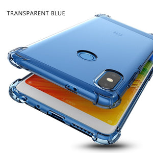 PZOZ xiaomi redmi note 5 pro case transparent luxury tpu soft silicone cover xiomi note5 5pro prime shockproof cell phone cases
