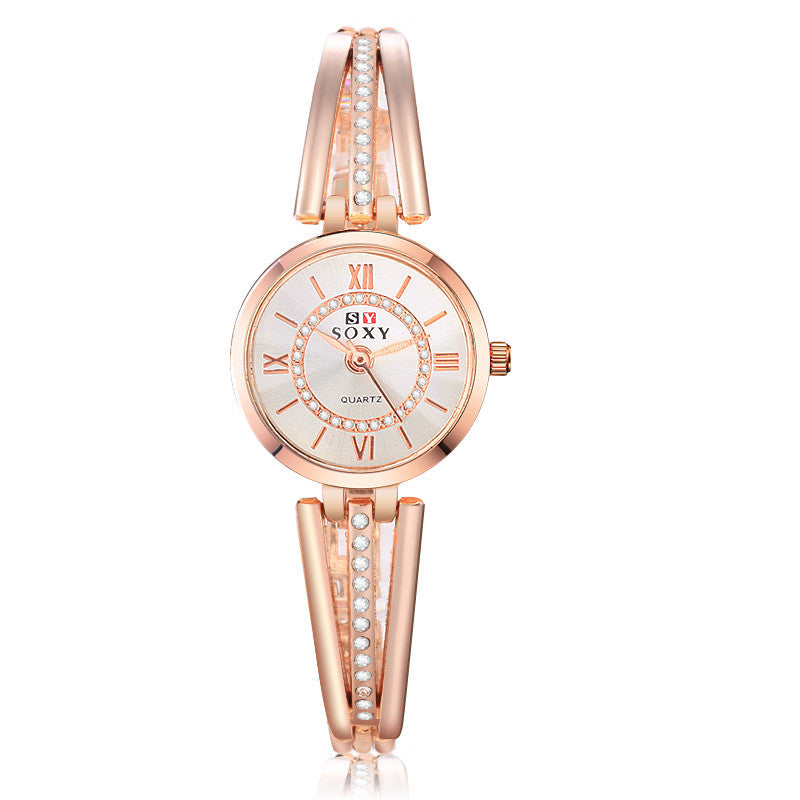 New Luxury Fashion Watch Ladies Watch Diamond Ladies Watch
