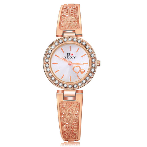 Luxury Rhinestone Women'S Watches Bracelet Watch Women Watches