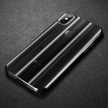 Load image into Gallery viewer, Baseus Luxury Aurora Case For iPhone Xs Xs Max XR 2018 Fashion Gradient Hard Plastic Case For iPhone Xs Back Phone Cover