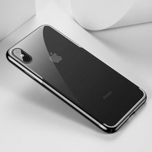 Load image into Gallery viewer, Baseus For iPhone X Xs Case Luxury Plating Hard Plastic Phone Case For iPhone Xs XR XS Max 2018 Cases Thin Back Cover Coque