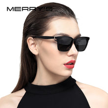 Load image into Gallery viewer, MERRYS DESIGN Men/Women Classic Polarized Sunglasses Fashion Sunglasses 100% UV Protection S8219