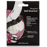 WEIGHTED BALL STRETCHER