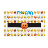 EMOTICON BALL GAG