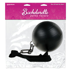 BACHELORETTE PARTY FAVORS PARTY BALL & CHAIN