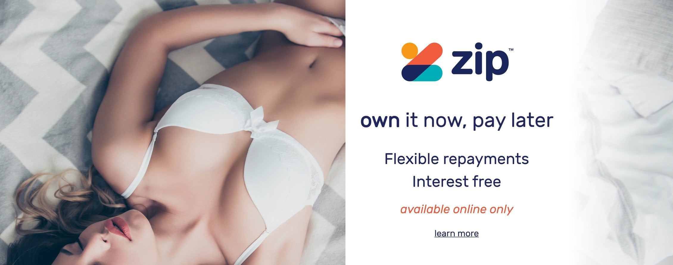 get Zip - own it now, pay later