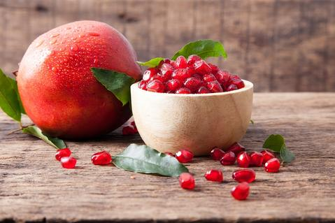 pomegranate Detox water