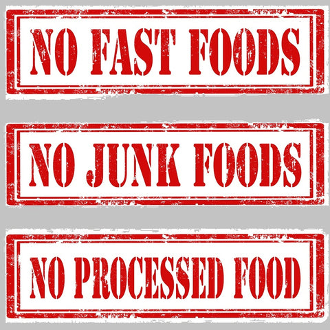 Aster Elliott 7 reasons to avoid processed food