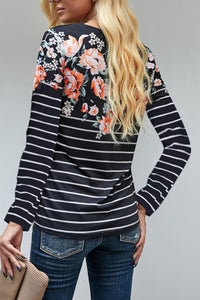 Floral Vibes Top