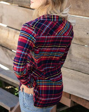 Load image into Gallery viewer, Aberdeen Flannel Plaid Shirt