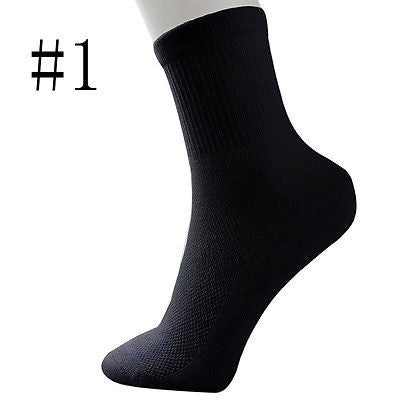 1 pair Mens Socks Winter Thermal Casual Soft Cotton Sport Sock Gift - Mizta Defiant