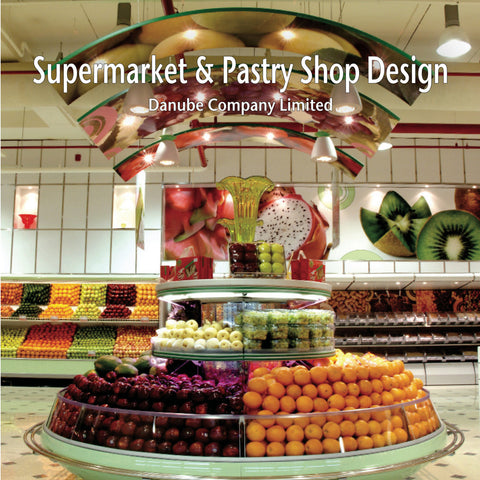 Supermarket & Pastry Shop Design