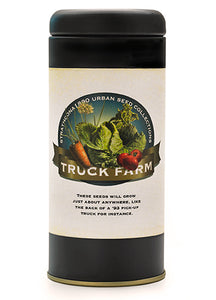 Truck Farm Seeds for Spring Planting - SOLD OUT (more coming in spring)