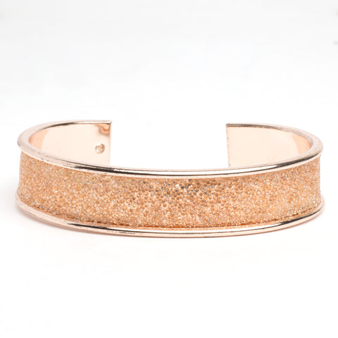 Rose Gold Goldenshadow Cuff