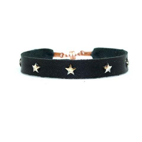 Bangle Black 5 Star