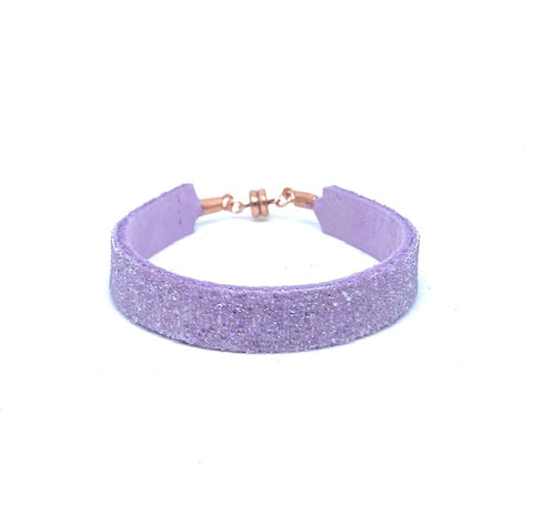 Bangle Lilac Clear Moonlight
