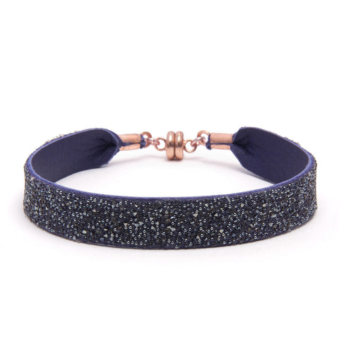 Bangle Purple Gold