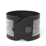 Quad Cuff Black Crystal