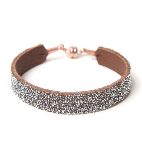 Bangle Saddle Crystal