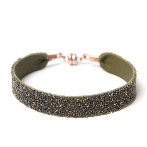 The Olive Tree Bangle