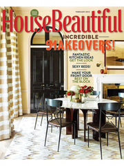 House Beautiful Magazine February 2014