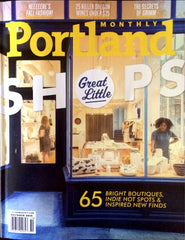 Portland Monthly Magazine Trophy Case Featuring Walnut Studiolo Classy Stash