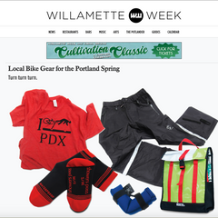 Willamette Week Local Bike Gear Portland Oregon