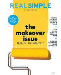 Real Simple Magazine Leather Drawer Pulls