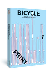 Bicycle Print Korea Book Featuring Walnut Studiolo