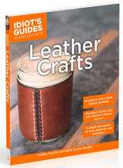Walnut Studiolo DIY Leather Crafts How To Book