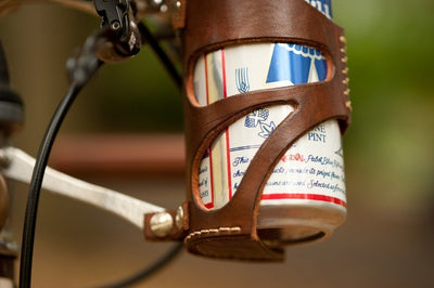 Walnut Studiolo Bicycle Accessories Can Cage