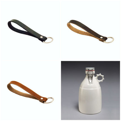 Walnut Studiolo AS-IS AS-IS SALE Growler Leash / Lanyard