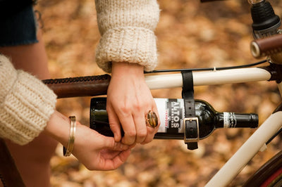 Walnut Studiolo Bicycle Accessories Bottle Belts