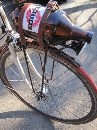 Walnut Studiolo Bicycle Accessories Rack Straps
