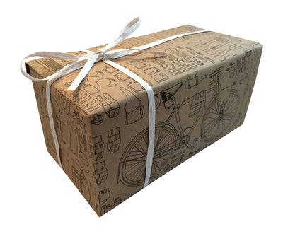 Walnut Studiolo Parts Gift Wrap Kit