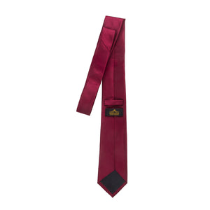 Debonair Luxury Neckties Solid Satin Pure Color Handmade Mens Necktie + Gift Box - Debonair Luxury Neckties