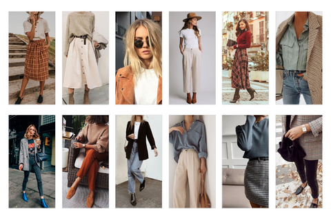 Winter 2019-2020 Style, sourced from Pinterest
