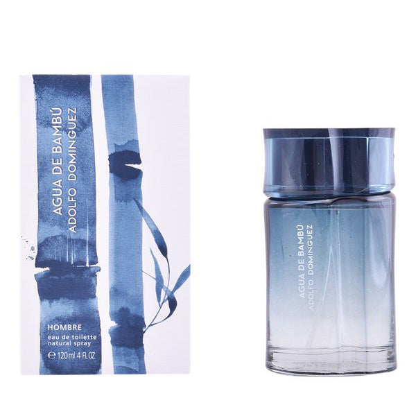 Herrenparfum Agua De Bambú Man Adolfo Dominguez EDT (120 ml)