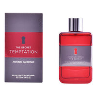 Herrenparfum The Secret Temptation Antonio Banderas EDT (100 ml)