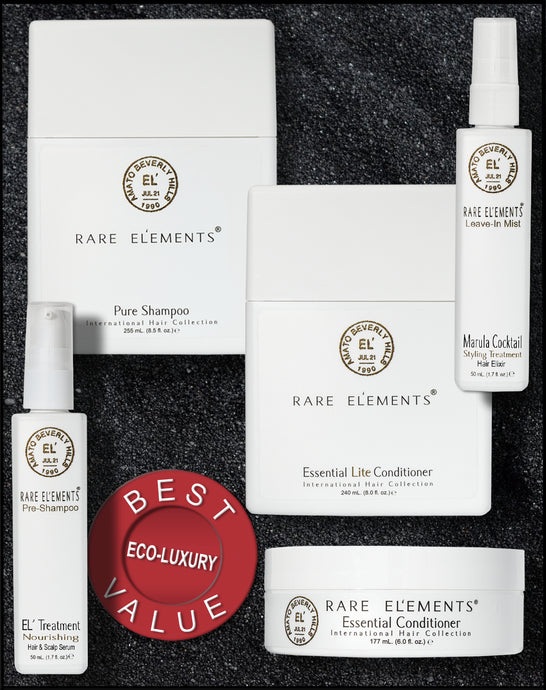 PASSPORT COLLECTION Includes: All 5 Luxury Products for the ultimate pampering experience.
