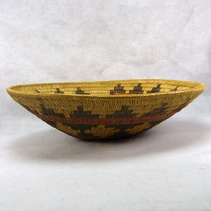 1950s Navajo Ceremonial Basket