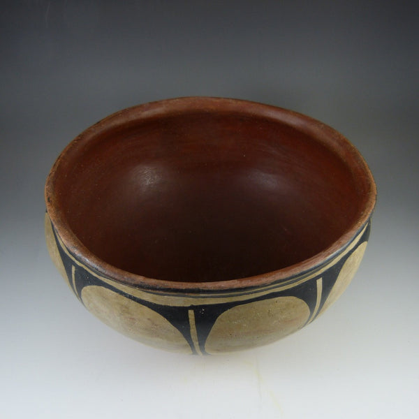 Santo Domingo Bowl c. 1880